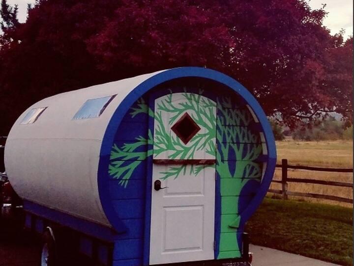 El remolque gitano - Gypsy trailer