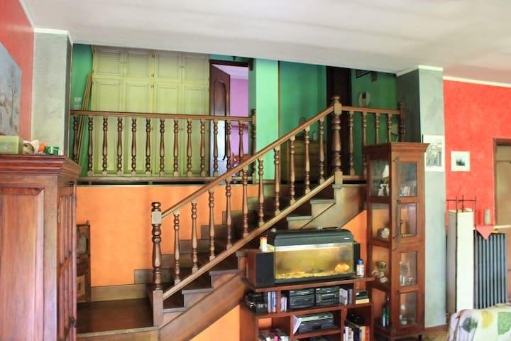 Country house,immersa nel verde e nel silenzio. - Leinì - Vila
