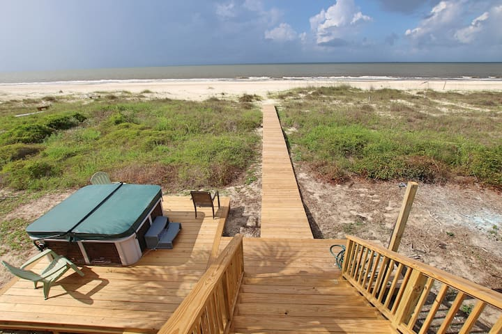 By the Sea - Cape San Blas
