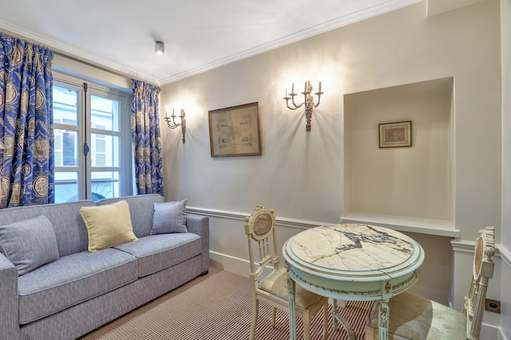 French Chic Apartment in Saint Germain #1