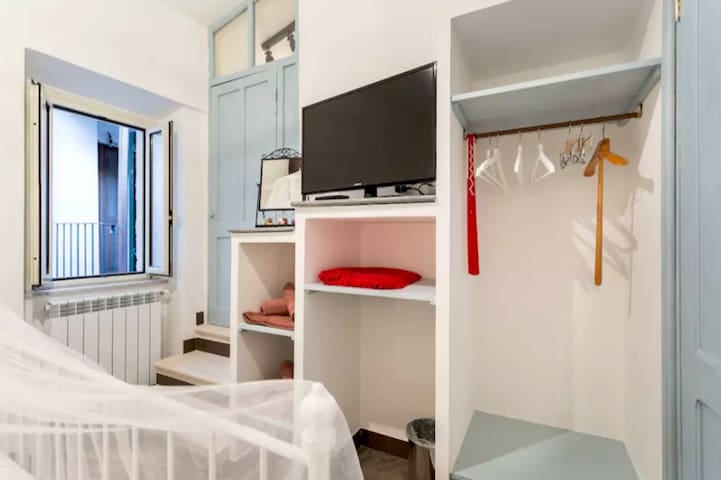 Double room, Casa Canipe' - Stimigliano - House
