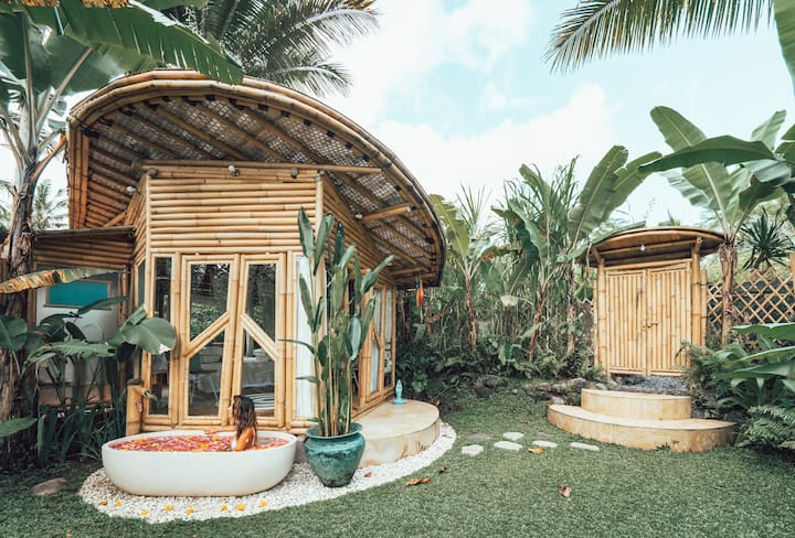 HIDEOUT LIGHTROOM - Eco Bamboo Home