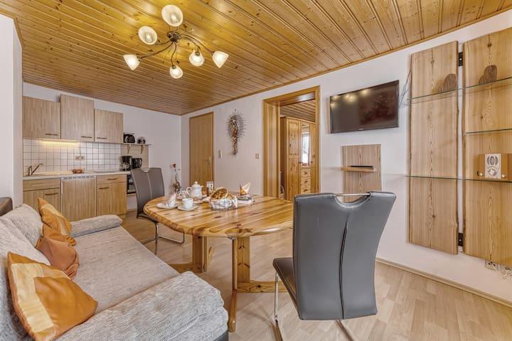 Landhaus Jakob Bayerischer Wald (Lalling), Ferienwohnung mit 45 qm und Balkon