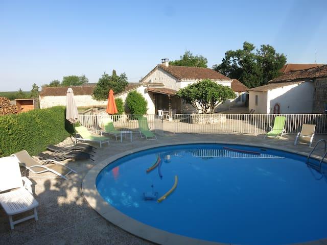 Le Gascou - Lalbenque - House