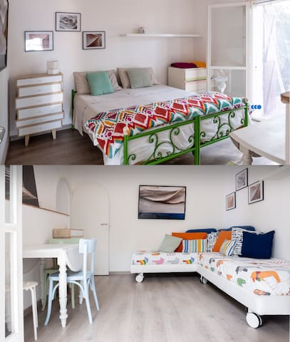 S2 Double room  (double bed or twin beds)