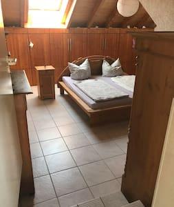 Doppelzimmer in ruhiger Lage