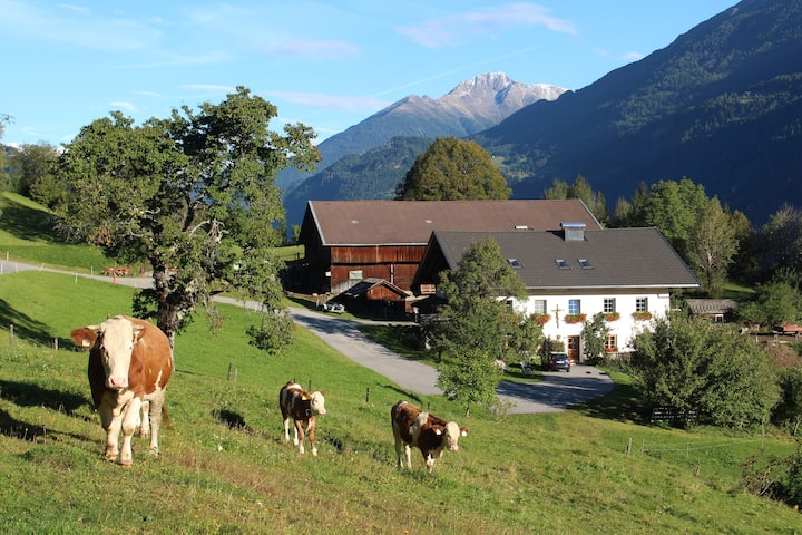Kraßhof - Farm Stay in Eastern Tyrol