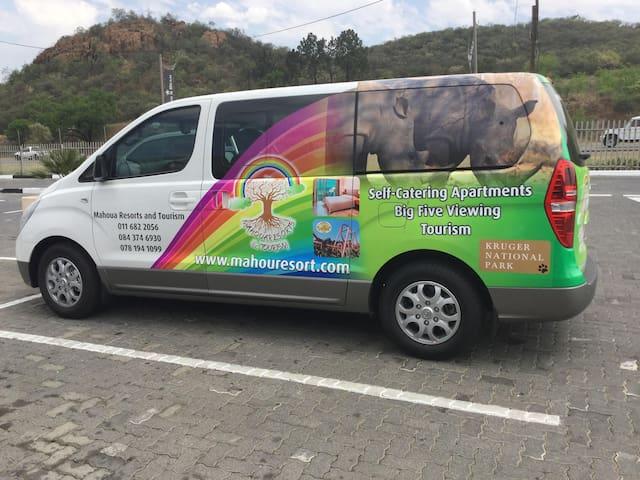 Mahouaresort & Tourism - Johannesburg South - Leilighet