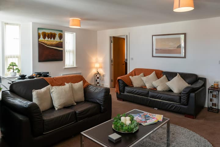 Cosy Convenient luxury Apartment in Central Lytham