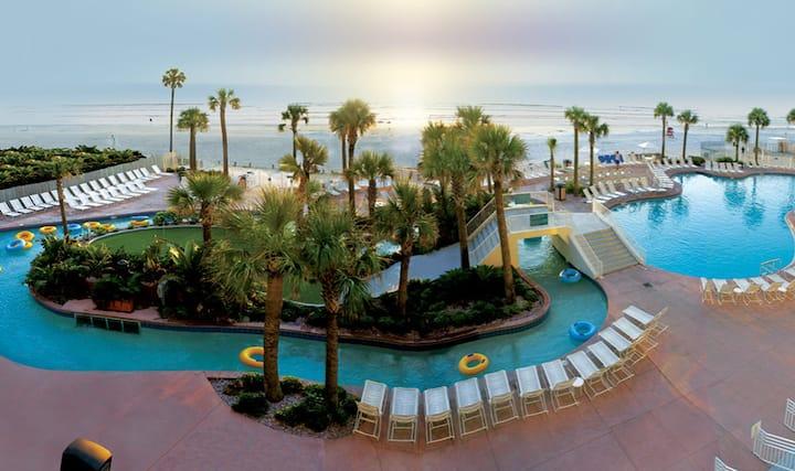 2 BR at Wyndham OceanWalk - Daytona Beach