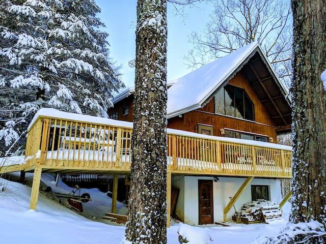 Greenshades Chalet, discount pass @Jay available!