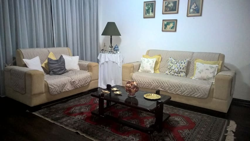 Quarto casal Gama Leste - Brasília - Appartement