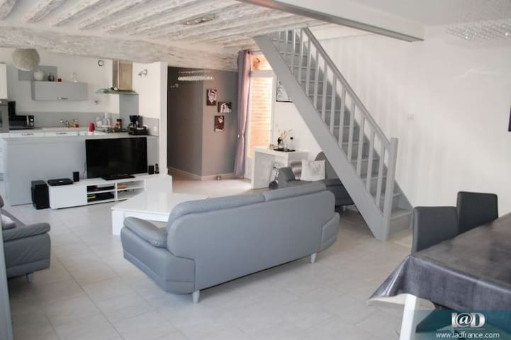 Maison de ville 170m2 - Villeneuve-la-Guyard - House