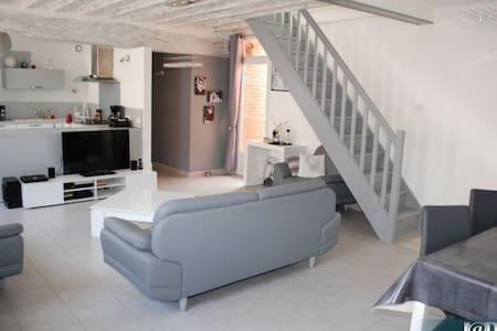 Maison de ville 170m2 - Villeneuve-la-Guyard - 独立屋