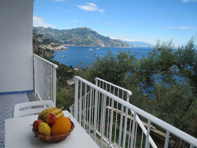 Amalfi  2  :  MAGIC SEA VIEW - free Wifi