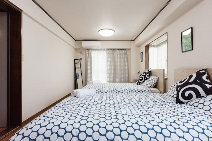 5 BEDROOM 120sqm! Family-friendly/SkyTree/Asakusa - Adachi-ku - Apartment
