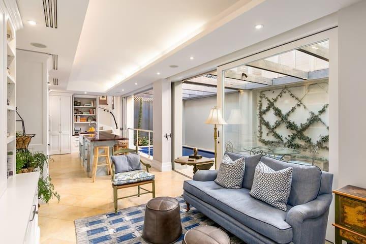 Inner City Double Bay Terrace House - Double Bay - Ev