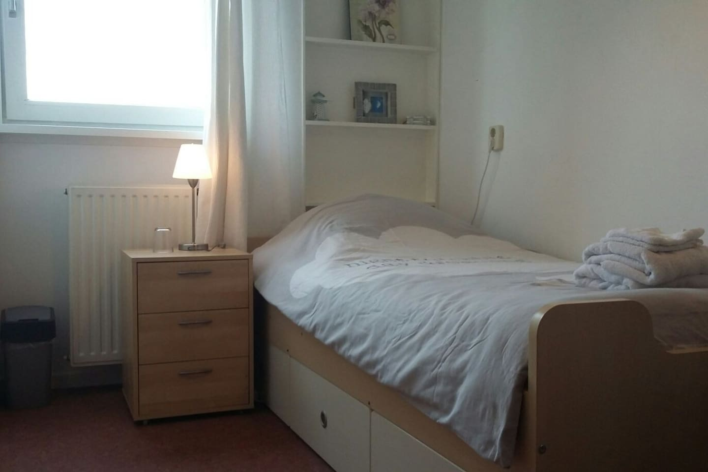 Welcome to the home of Anita: here you will find a cozy and well equiped accommodation. Experience the modern Holland.