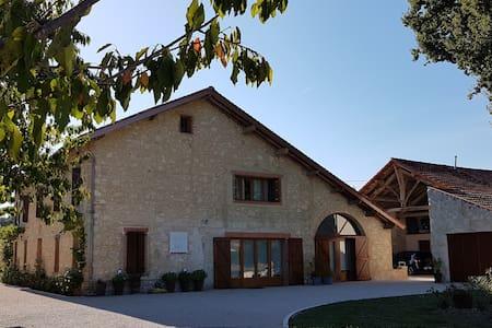 Maison Saint Alary - Chambre Basalte