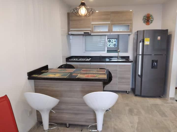 Apartamento nuevo en Girardot 3 hab/2 baños -4 pax
