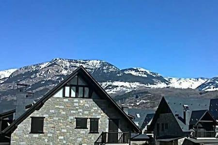 casa para amantes de la montaña-sky - Benasque