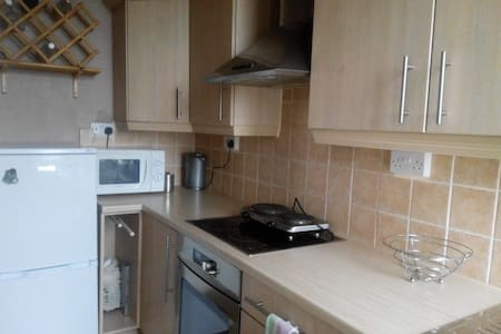 Nice two bedrooms near Glasgow Airport