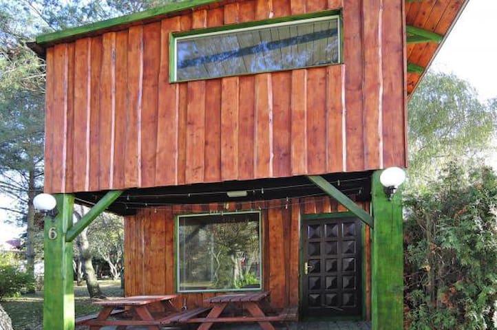 Domek Na Wodzie - kamieński - Guesthouse