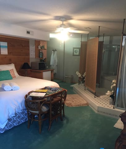 The Spa Room at the Beach - Kitty Hawk - Hus
