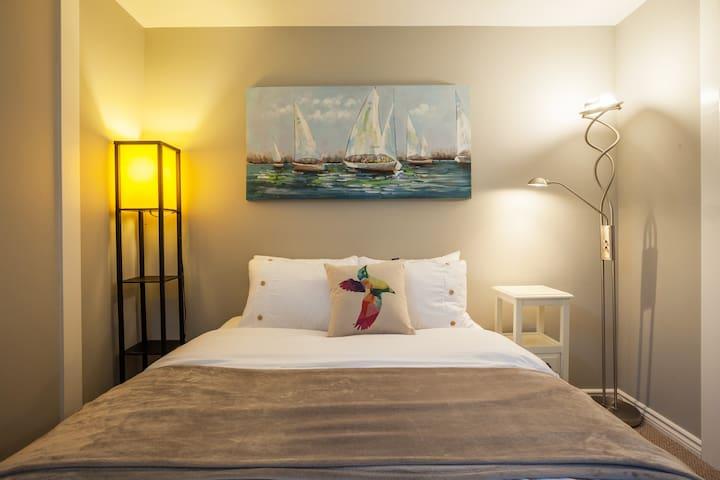 Victoria comfortable suite