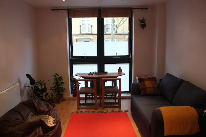 Luxury Sofa Bed in the Heart of East London