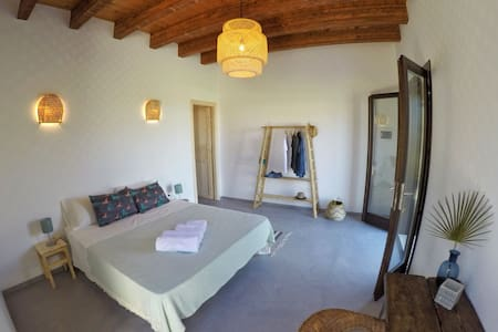 Nômade BnB, Country House for earth lovers Room2
