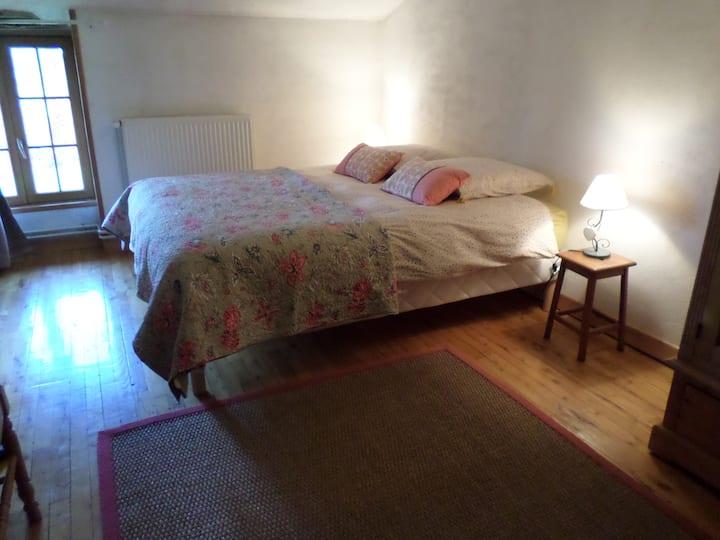 Chambre de charme en Bresse  près de Mâcon