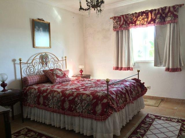 TOURIGA NACIONAL - quarto encarnado:red room