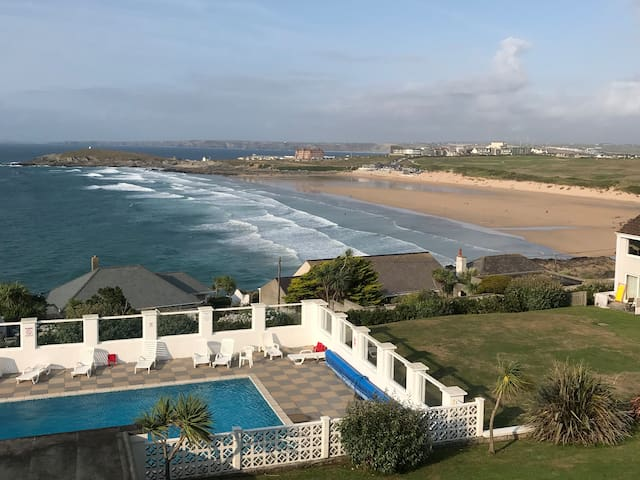 FISTRAL SURF, family friendly, with pool in Newquay, Ref 990229