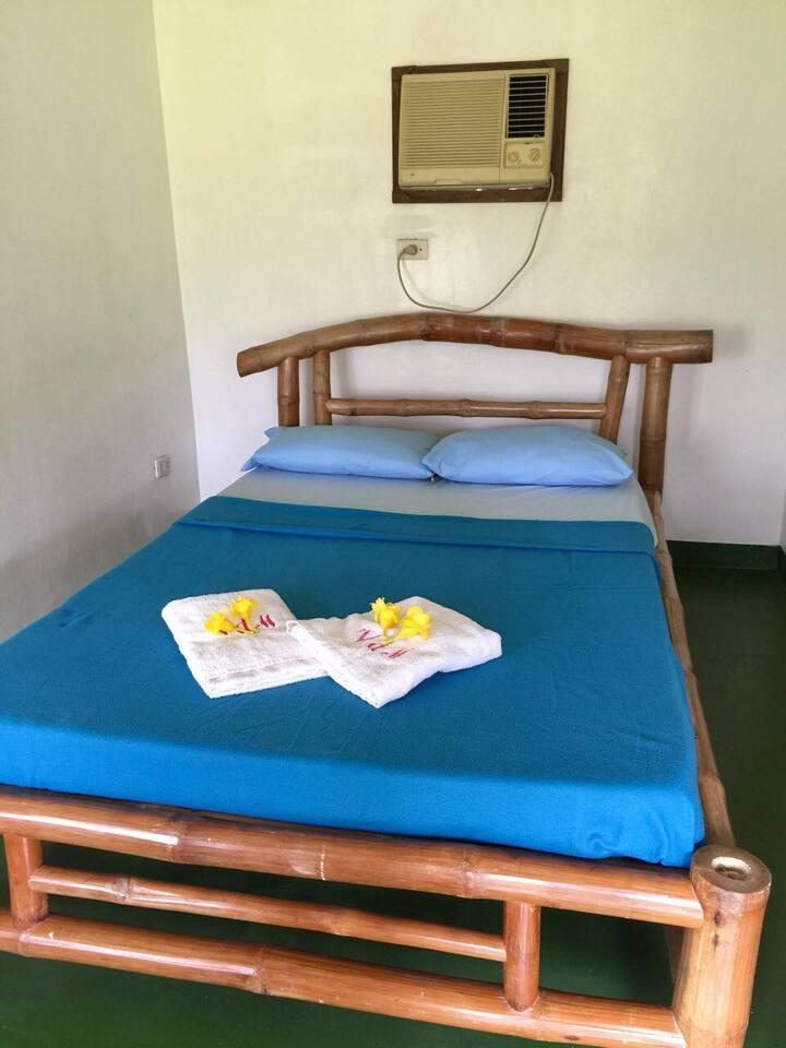 Air-conditioned Cabana 2(VIENTO DE MAR)