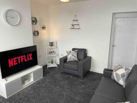 Hermoso alojamiento con dos dormitorios