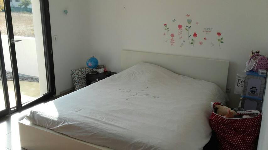 Chambre dans maison calme à 10 mins de Montpellier
