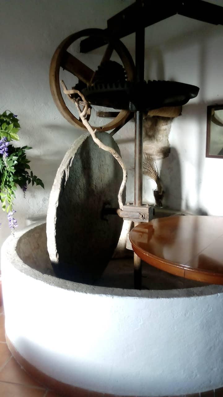 dimora  tipica Gorra Finale Ligure  (Savona)