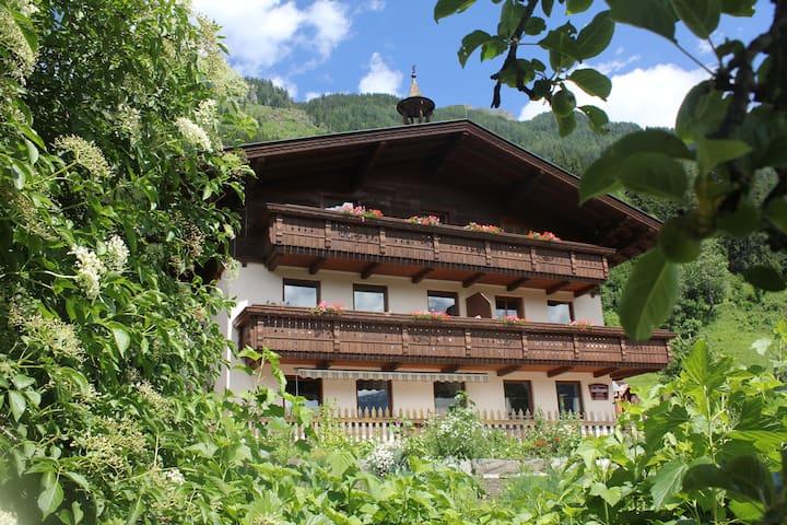 Bauernhof Grussberggut - Bad Hofgastein - Apartamento