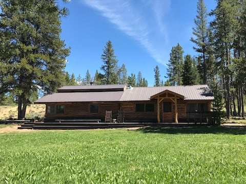 Crooked Creek Ranch Cabin #1