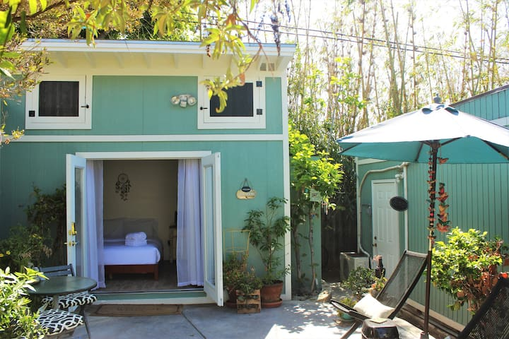 The Coolest Private Guest Cabin in Los Angeles! - Los Ángeles - Cabaña