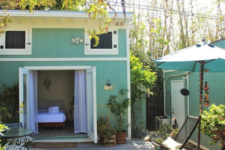 The Coolest Private Guest Cabin in Los Angeles! - Los Angeles - Chalet