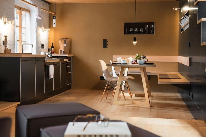 Gästehaus berge - Quartier Nordwand - Aschau im Chiemgau - Wohnung