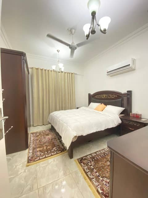 Modern 2bedroom apartment- Next To Oman Mall