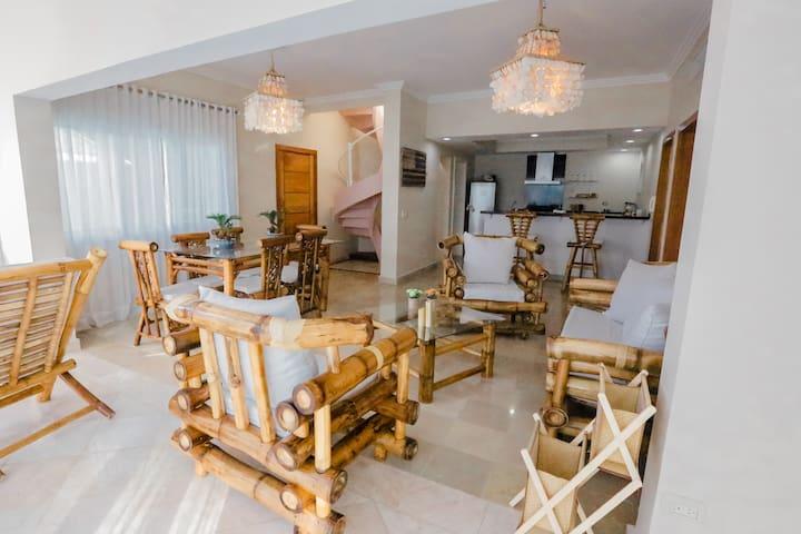 Penthouse Suite Apartment Spa