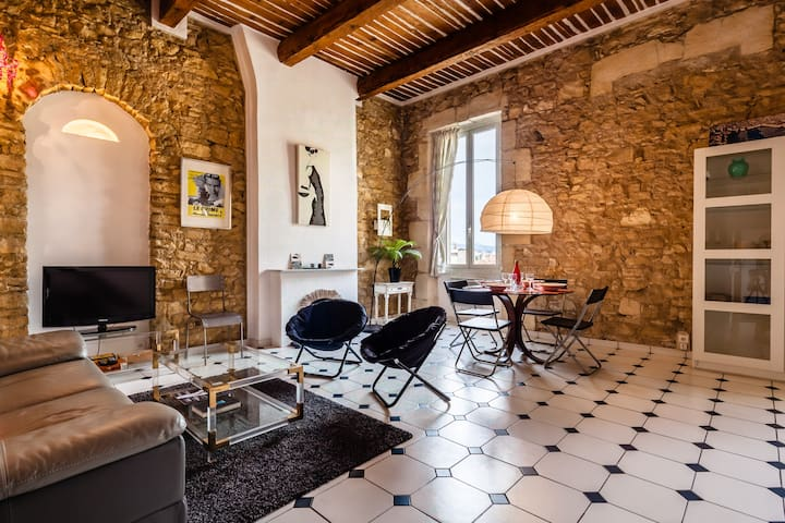 Le Loft de Calyste French B&B - Marseille - Appartement