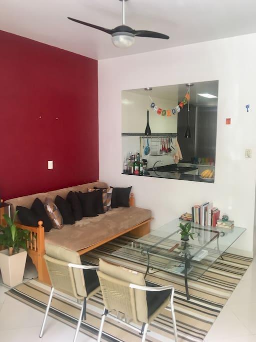 Sala-de-estar/Living-room.