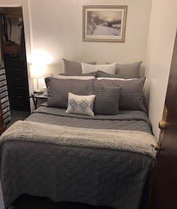 Comfortable cozy modern room in Buffalo New York