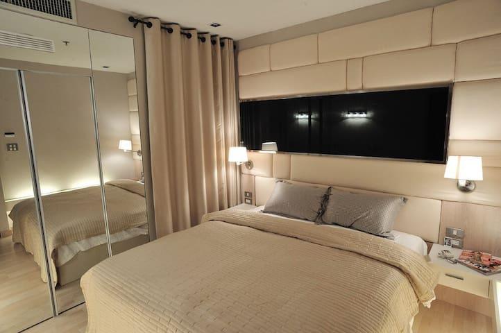 Homey 1bed room,Sukhumvit59,5min from BTS Thonglor