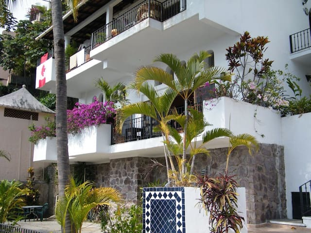 Beautiful 2 bdrm condo in Mismaloya - Mismaloya - Apartment